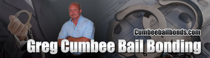 Greg Cumbee Bail Bond Header